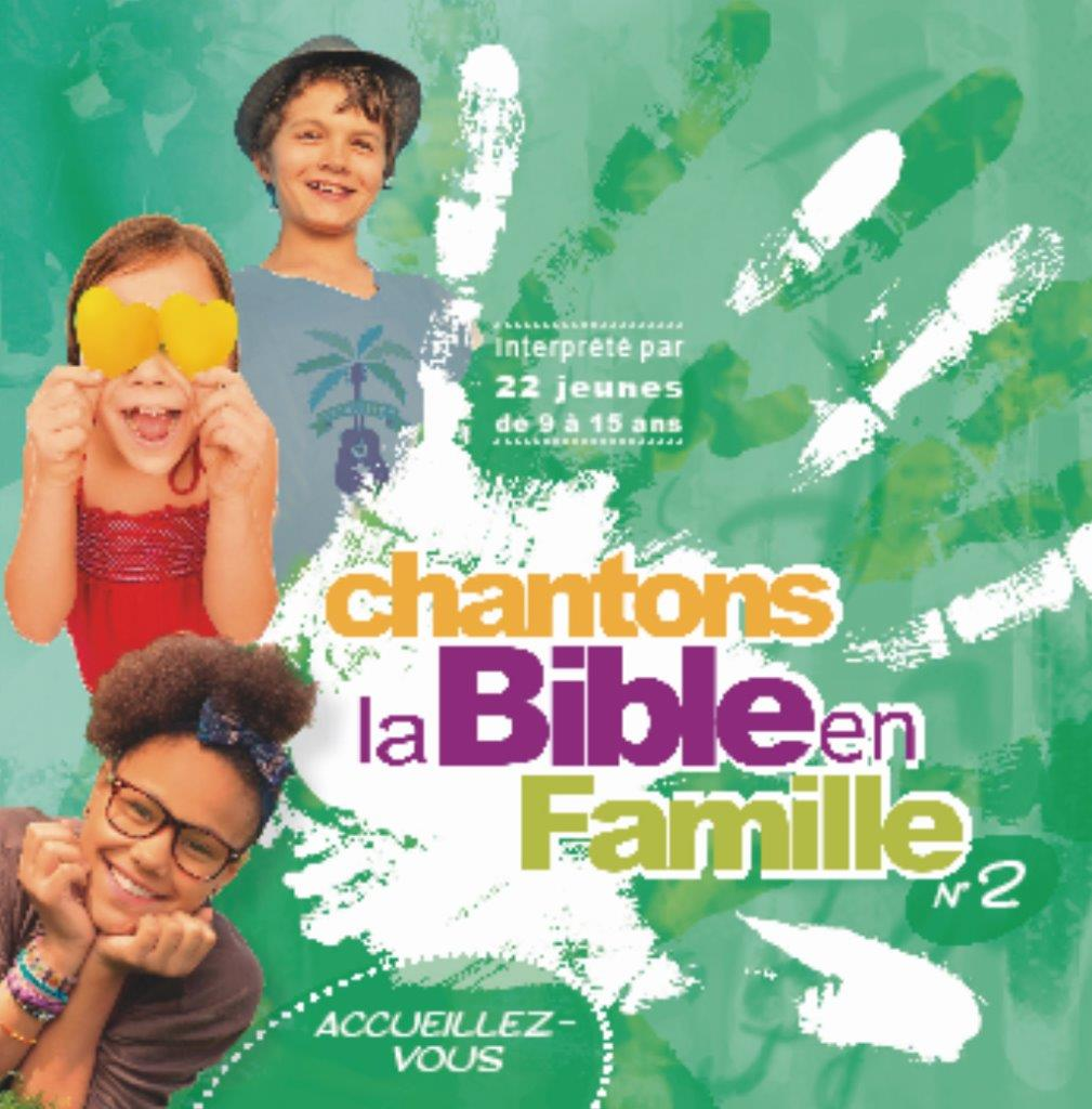 cd chantons la bible 2 petit