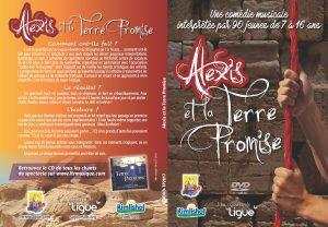 DVD «Alexis et la Terre Promise»