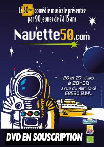 DVD « Navette50.com » EN SOUSCRIPTION
